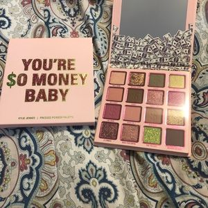 Kylie You're So Money Baby Eyeshadow Palette NWT